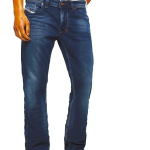 Diesel Larkee Straight Leg  Denim